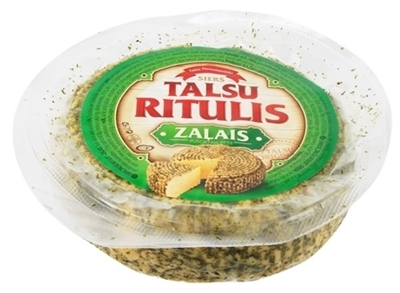 Picture of Cheese TALSU RITULIS green (350g)/kg