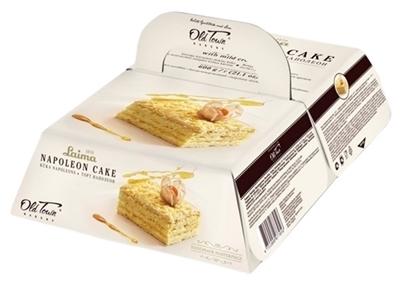 Picture of LAIMA - Cake Napoleon OTB 600g -18C