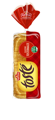 Picture of HANZAS - S.TOSTE classic toast Bread 500g (in box 7)