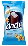 Picture of DADU - Vanilla sweet curd bars 45g (in box 18)