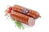 Picture of FOREVERS - Semi dried sausage with cherries / Puskūpināta Ķiršu salami / 1kg