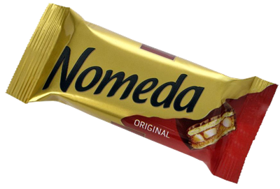 Picture of Nomeda Original Flavour Chocolate Bar 44g (box*16)