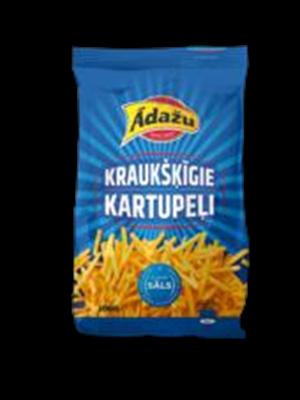 Picture of ADAZU - Crisps potato sticks salt 100g (in box 28)