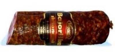 """Picture of VIGESTA - Smoked sausage """"Bajoriška"""" skilandinė, 900g /1kg"""