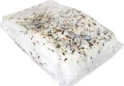 Picture of VIGESTA - Salted pork back fat, 300g in vacuum /1kg