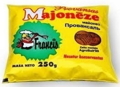 Picture of Francis PROVANSAS MAJONEZE 250g (in box 60)