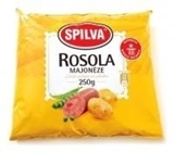 Picture of SPILVA - Rosola  mayonnaise  250g ( in box 20)