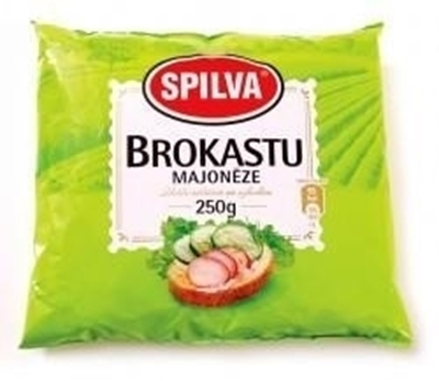 Picture of SPILVA-Breakfast mayonnaise 250g (in box 20)