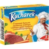 Picture of KUCHAREK - Liellopu buljons 60g (box*24)