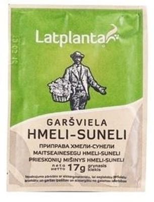 Picture of SPILVA Latplanta - Hmeli-suneli 17g (in box 25)