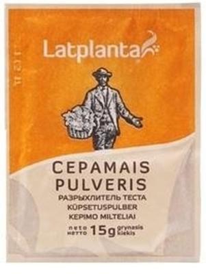 Picture of SPILVA Latplanta - Baking powder 15g (in box 40)