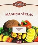 Picture of VALDO - ANATOLS - Poppy seeds / Magones 50g (in box 24)