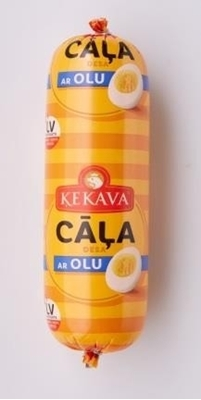 Picture of KEKAVA- Chicken sausage with egg, 400g