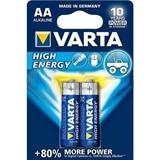 Picture of BAT. VARTA HIGH ENERGY MIGNON LR6 AA 1.5V 2pcs BLISTER (in box 20)
