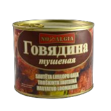 """Picture of Stewed beef """"Nostalgia"""" EO 525 g"""