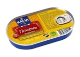 Picture of KAIJA - Cod liver natural 190g