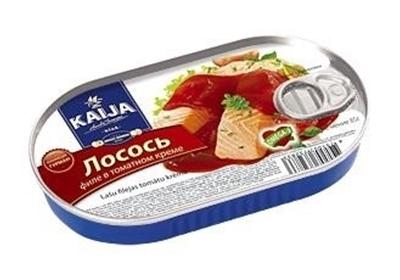 Picture of KAIJA - Salmon fillets in tomato cream 170g