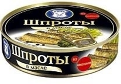 Picture of KAIJA - Sprats in oil 160g EO