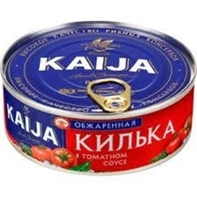 Picture of KAIJA - Fried baltic sprats in tomato sauce EO 240g