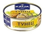 Picture of KAIJA - Tuna fillets in oil 200g