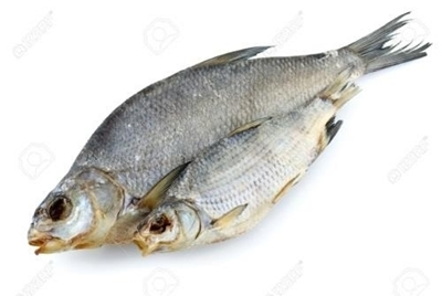 Picture of KIMSS UN KO - Dried bream / Plaudis vitinaats pre packed (≈ 100g) / 1kg