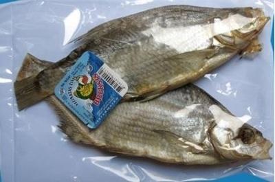 Picture of KIMSS UN KO - Dried roach/Rauda vitinaata/плотва (≈ 100g)/ 1kg