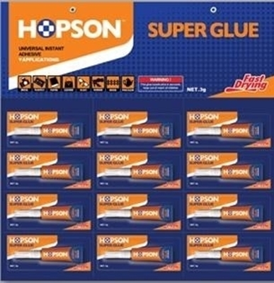 Picture of Super glue Hopson (box*12)