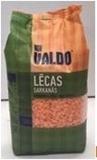 Picture of VALDO - Red split lentils 500g (in box 12)