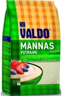 Picture of VALDO - groats semolina (Putraimi mannas) 1kg (in box 16)