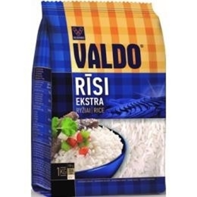 Picture of VALDO - Rice 'EKSTRA' 1kg (in box 12)