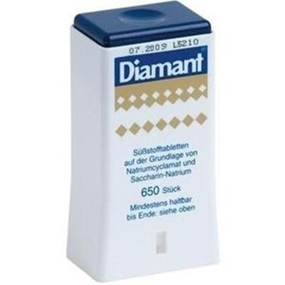 Picture of ALDO - substitute for sugar, DIAMANT 650 tab. (in box 24)