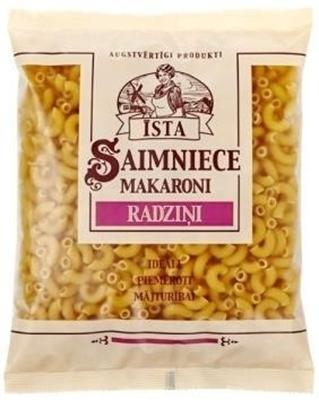 "Picture of Pasta, Īsta Saimniece makaroni ""Radziņi"" 400g (in box 10)"