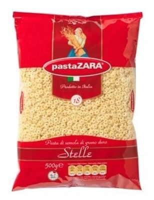 "Picture of Pasta ZARA Nr.18 / ""Stelle"" 500g (in box 20)"