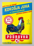 Picture of PODRAVKA (chiken and macaron), 62g (in box 35)