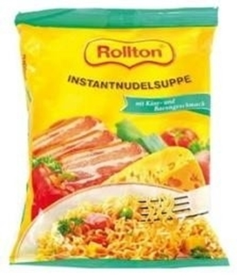 Picture of ROLTON - Pasta with cheese & bacon flavour 60g (in box 60)