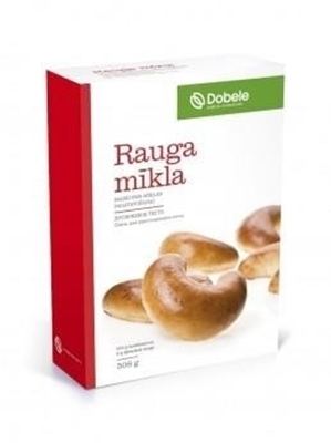 Picture of Dobele Flour mixture for pies/Rauga mikla 0,500g (in box 12)