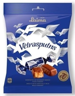 Picture of LAIMA - VĒTRASPUTNS sweets 160g