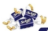 Picture of LAIMA - SELGA choc. Candies (in box 2kg)