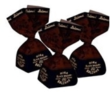 Picture of LAIMA - Dark chocolates with Riga black balsam filling (in box 2kg)