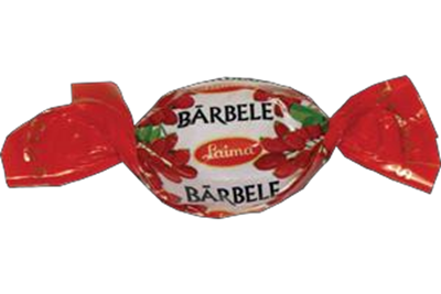 Picture of BĀRBELE hard boiled candy (in box 2,5kg)