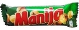 Picture of Manija - Chocolate Bar with Hazelnuts 49g (in box 30)