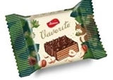 Picture of LAIMA - Vaveryte wafer cake 40g (box*20)