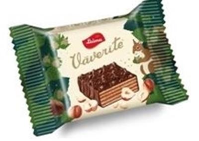 Picture of LAIMA - Vaveryte wafer cake 40g (box*20)