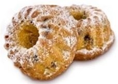 Picture of DAUGULIS - Muffin with raisins, 2KG