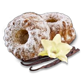 Picture of DAUGULIS - Muffin with vanillin, (in box 2kg)