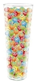 Picture of FUTURUS FOOD - Loli Mini Fruits flavoured lollipops in vase 7g