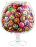 Picture of FUTURUS FOOD - Mix lollipop in glass 18g (box*100)