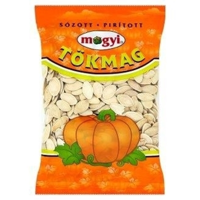Picture of MOGYI - Rroasted salted pumkin seeds 150g (box*20)