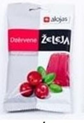 Picture of VALDO - Dry gel Cranberries 80g