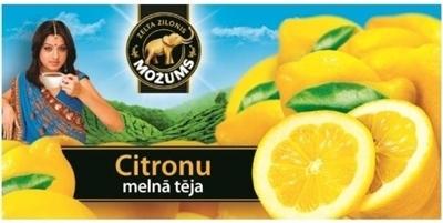 Picture of Tea Mozums lemon 20*1,5g
